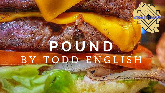 Pound by Todd English in Eastwood City