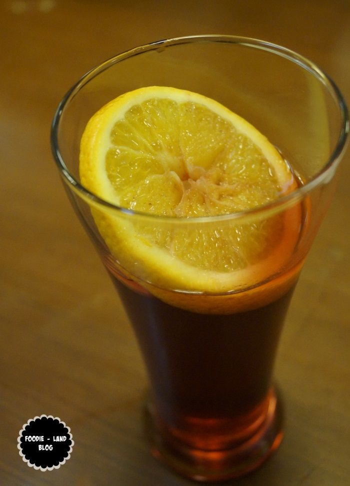 Mulled Wine@Winter Hotties @ Au Bon Pain | Bangalore