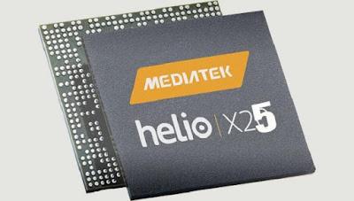 mediatek he lo chip helio x25