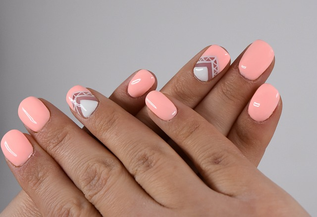 Wiosenne Paznokcie Czyli Inpiracjepomysły Na Wiosenny Manicure