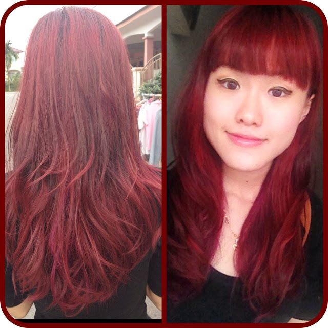 displaying 20 gt images for red hair dye