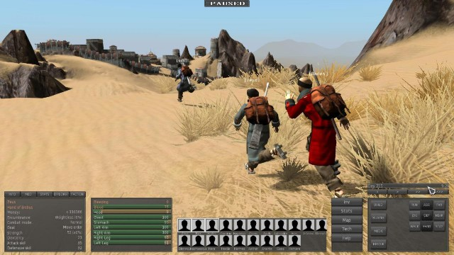 Kenshi PC Games Gameplay