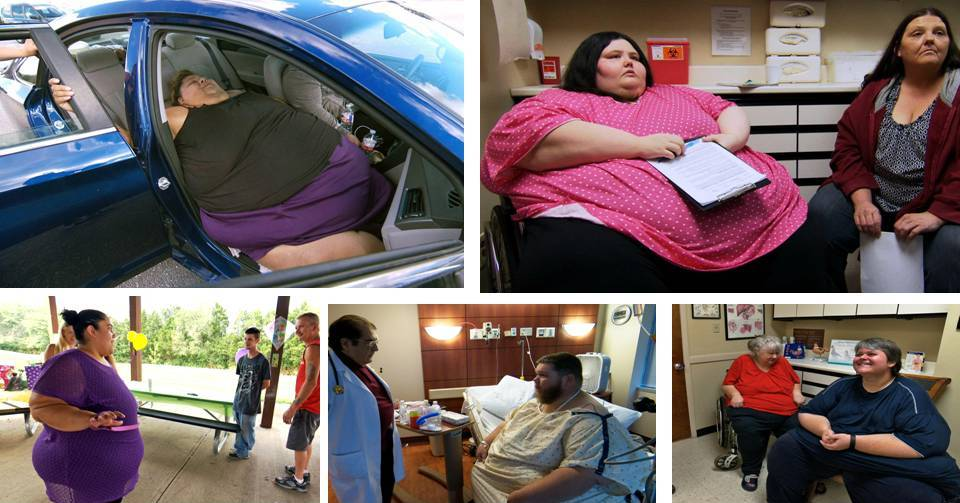 6 Inspiring Extreme Weight Loss Stories, Before and After ...