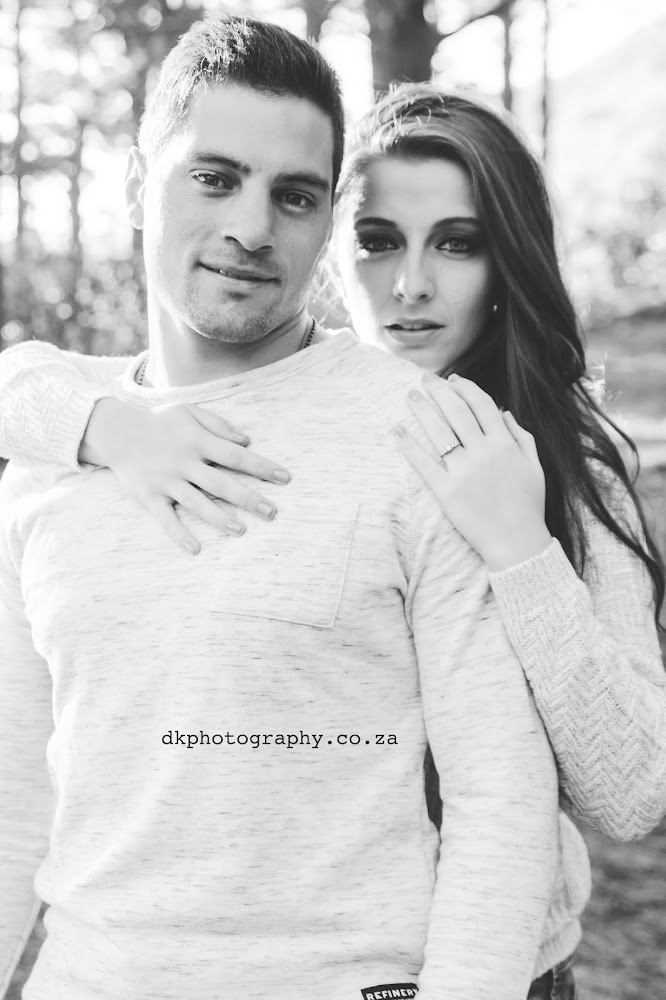 DK Photography 4 Preview ~ Clarissa & Dean's Engagement Shoot on Llandudno Beach & Suikerbossie Forest  Cape Town Wedding photographer