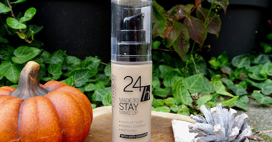 Catrice 24H Made To Stay Make-up Foundation || Review