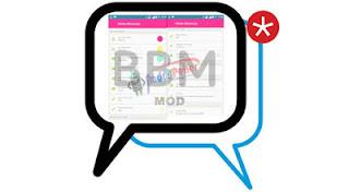BBM MOD iMessenger V8 Apk
