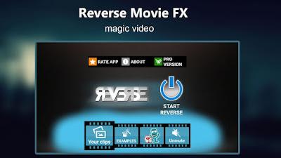 Reverse Movie FX PRO