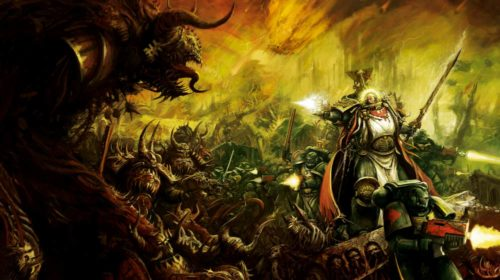 Lore of the Dark Angels + the Review of the Codex