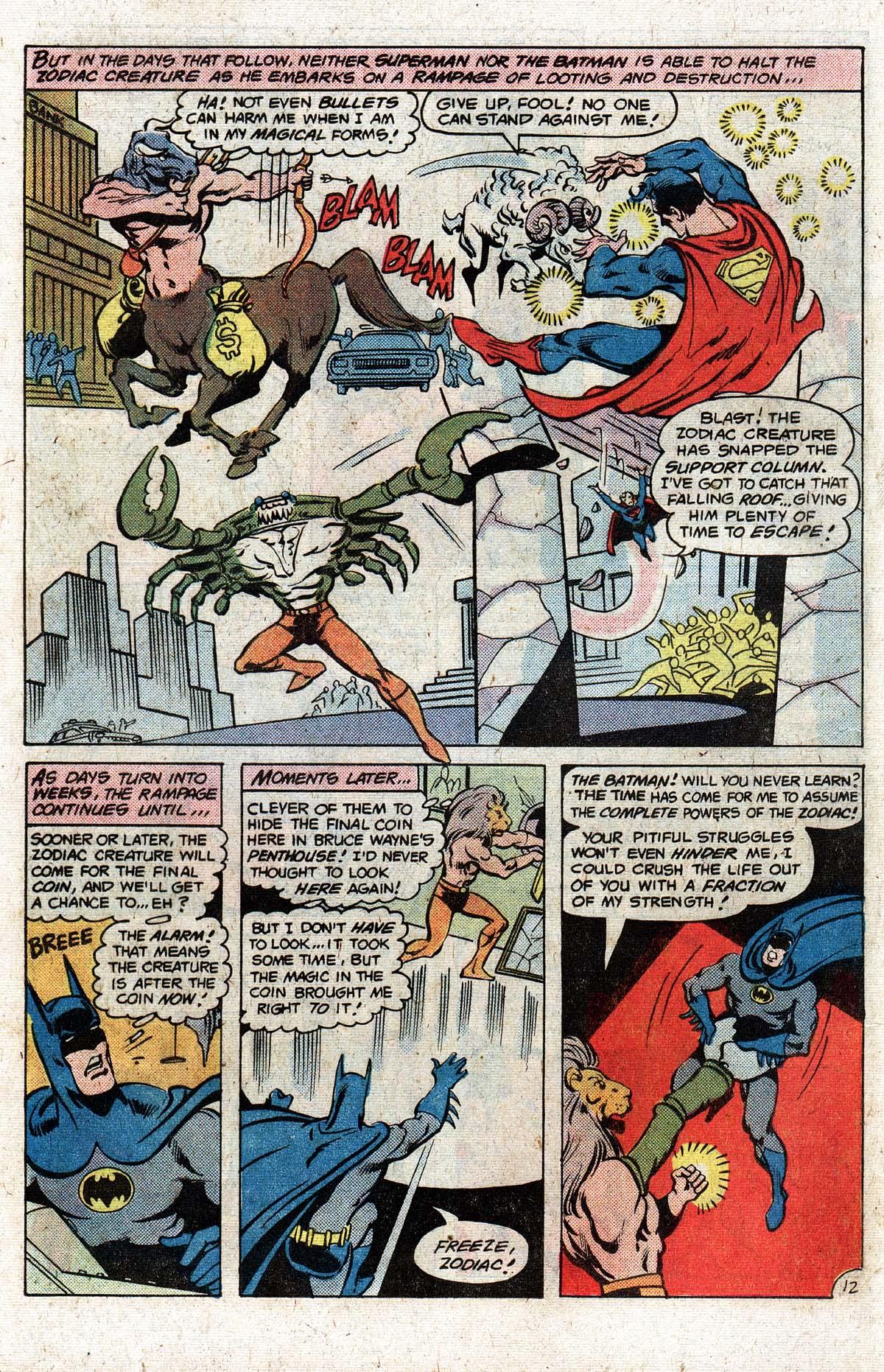 Read online World's Finest Comics comic -  Issue #268 - 14