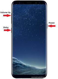 Hard Reset Samsung Galaxy S8 dan S8 Plus Ke setelan pabrik