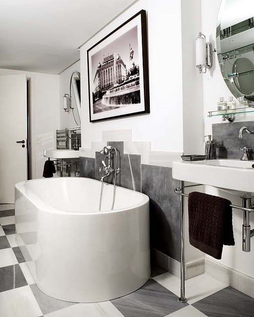 Art Deco Paris Apartment: House Design And Interior: Eclectic Art Deco Mansion In Paris
