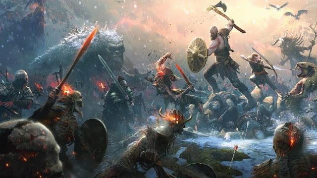 هل كان بإمكان Kratos السفر من دون إبنه Atreus في لعبة God of War ؟ الكشف عن حقائق جد مثيرة …
