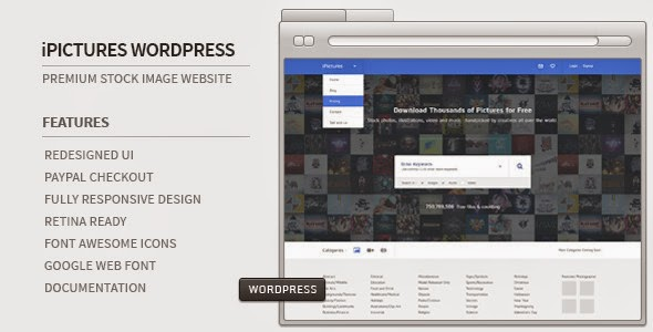 pictures-website-template