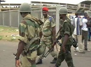 Breaking News: Gabon military 'seizes' power.