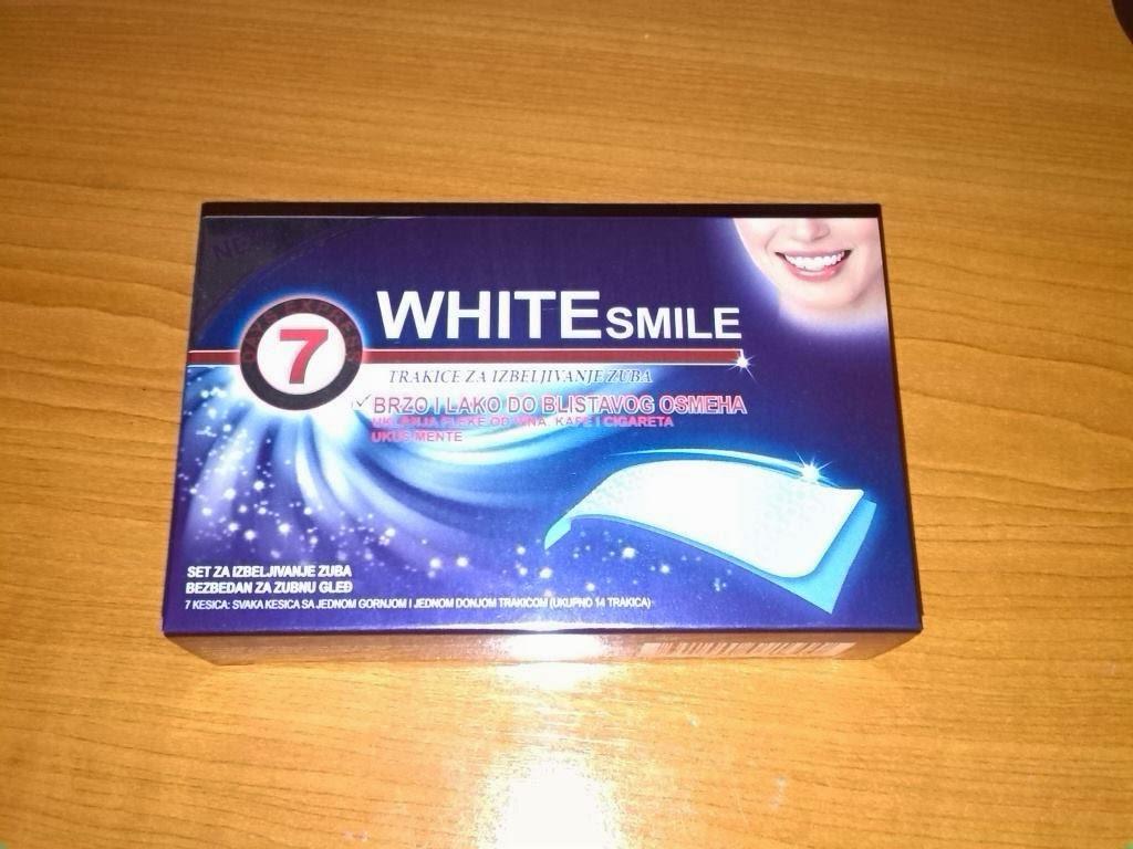 Препарати за избјељивање зуба