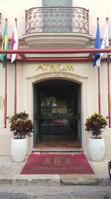 Hotel Atrium Quinta de Pedras