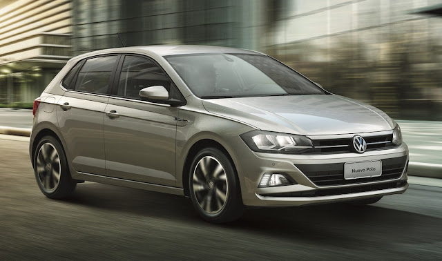 Volkswagen - líder de vendas - Argentina - 2018