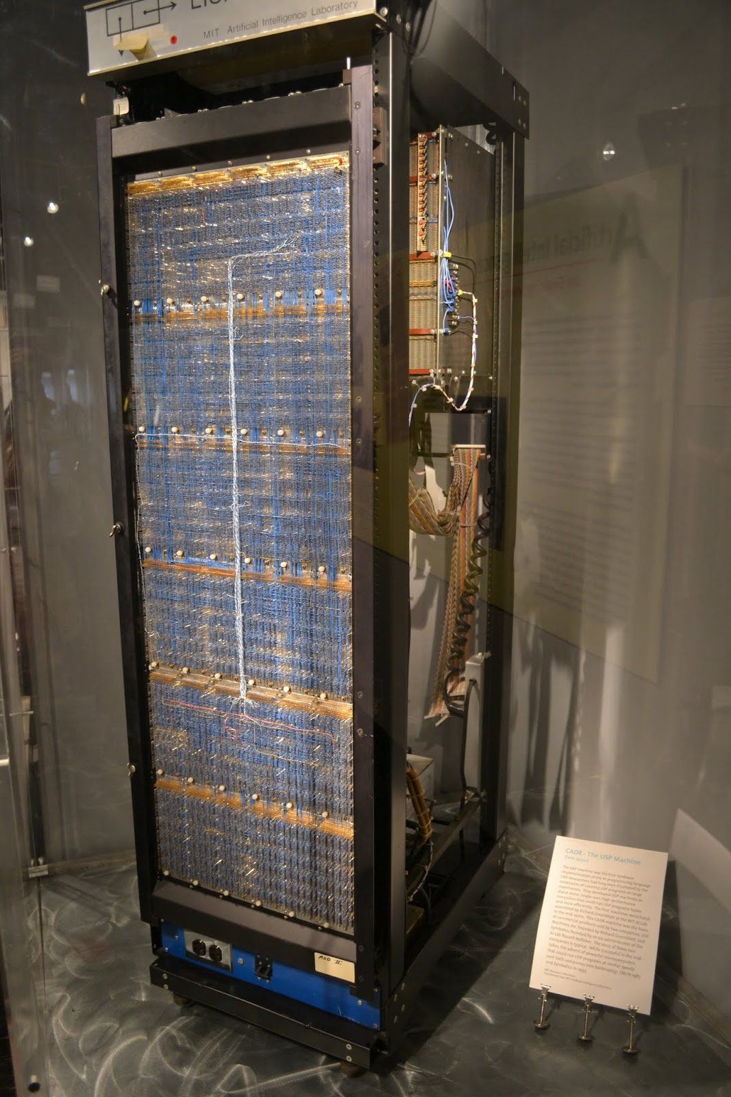 Музей Массачусетского Технологического Института, Бостон, Массачусетс(MIT museum, Boston, MA)