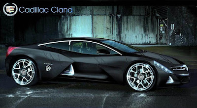All New 2016 Cadillac Ciana Black HD Wallpapers