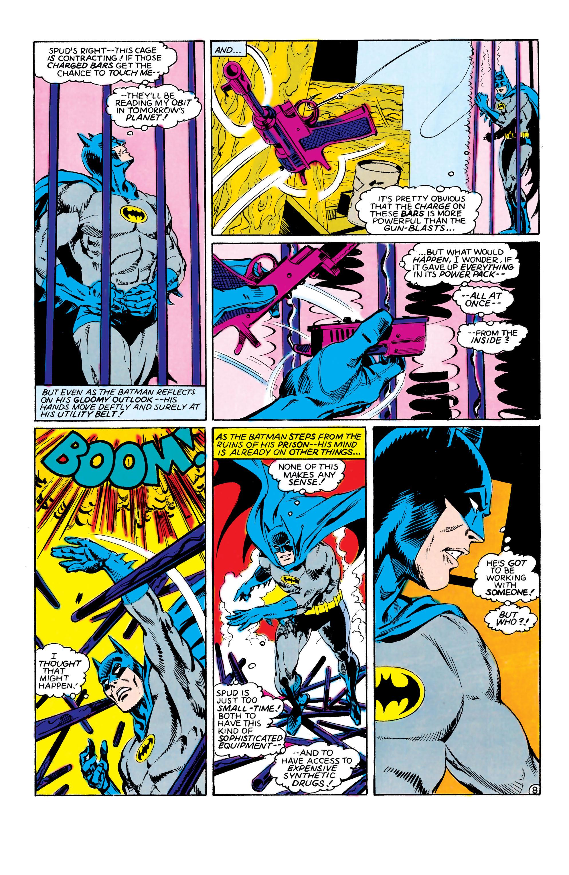 Read online World's Finest Comics comic -  Issue #308 - 9