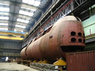 Resultado de imagen para submarino Santa Fe