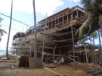 Tana Beru, Sentra Pembuatan Perahu Phinisi.