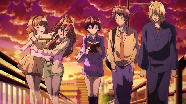 Rekomendasi Anime Genre Slice of Life Terbaik