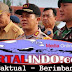 Komitmen Pemilu Damai Dikendari Ditandai Dengan Penandatanganan Bersama Polres,Kodim Dan Pemkot