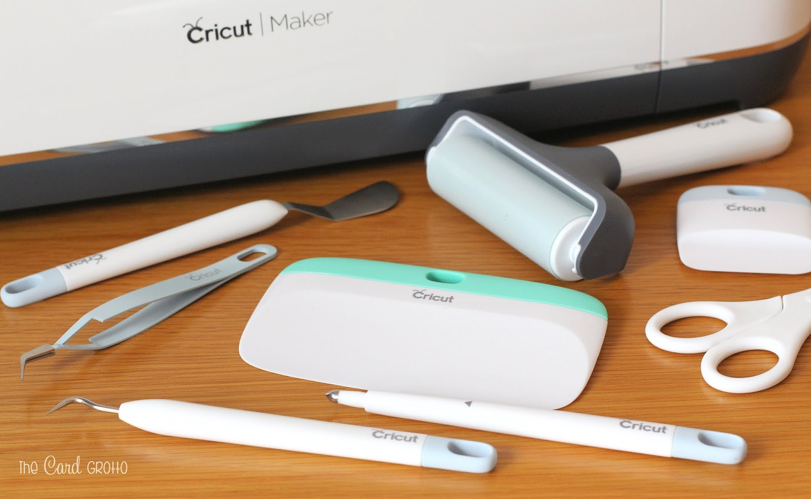 The Card Grotto: Review   Cricut Maker