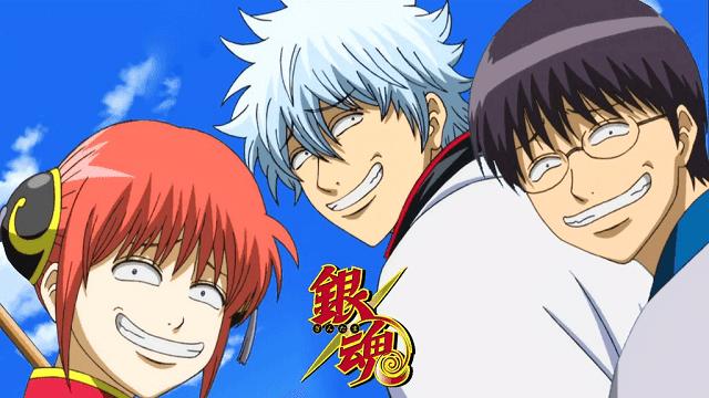 Gintama masih eksis menduduki peringkat atas anime komedi terbaik