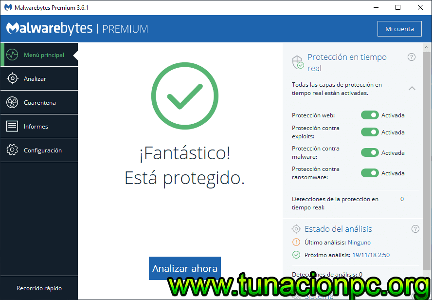 Descargar Malwarebytes Anti-Malware Premium para windows