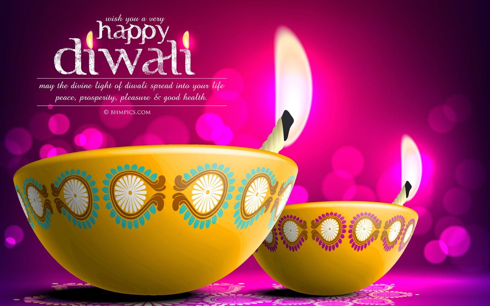 HD Happy Diwali Cover