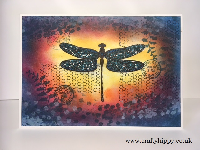 Dragonfly Dreams, Stampin' Up!