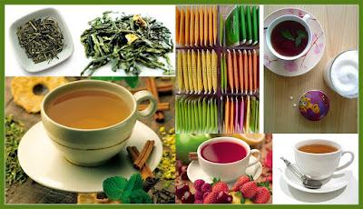 5 Dicas chás para perda de peso