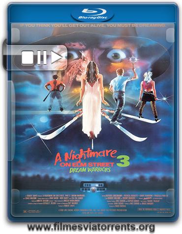 A Hora do Pesadelo 3: Os Guerreiros dos Sonhos Torrent - BluRay Rip 720p e 1080p Legendado (1987)