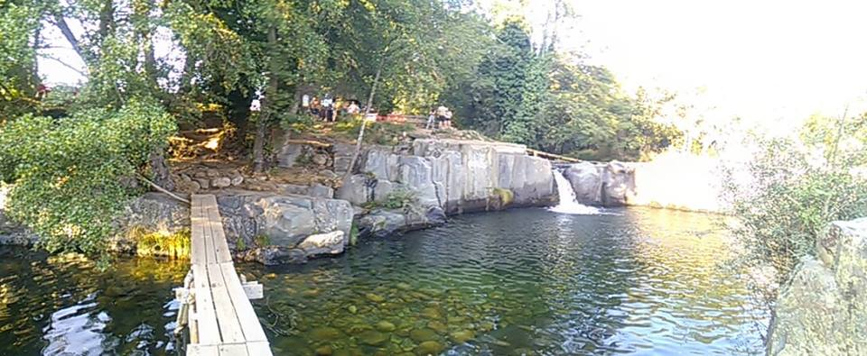 Piscina Fluvial de Paul
