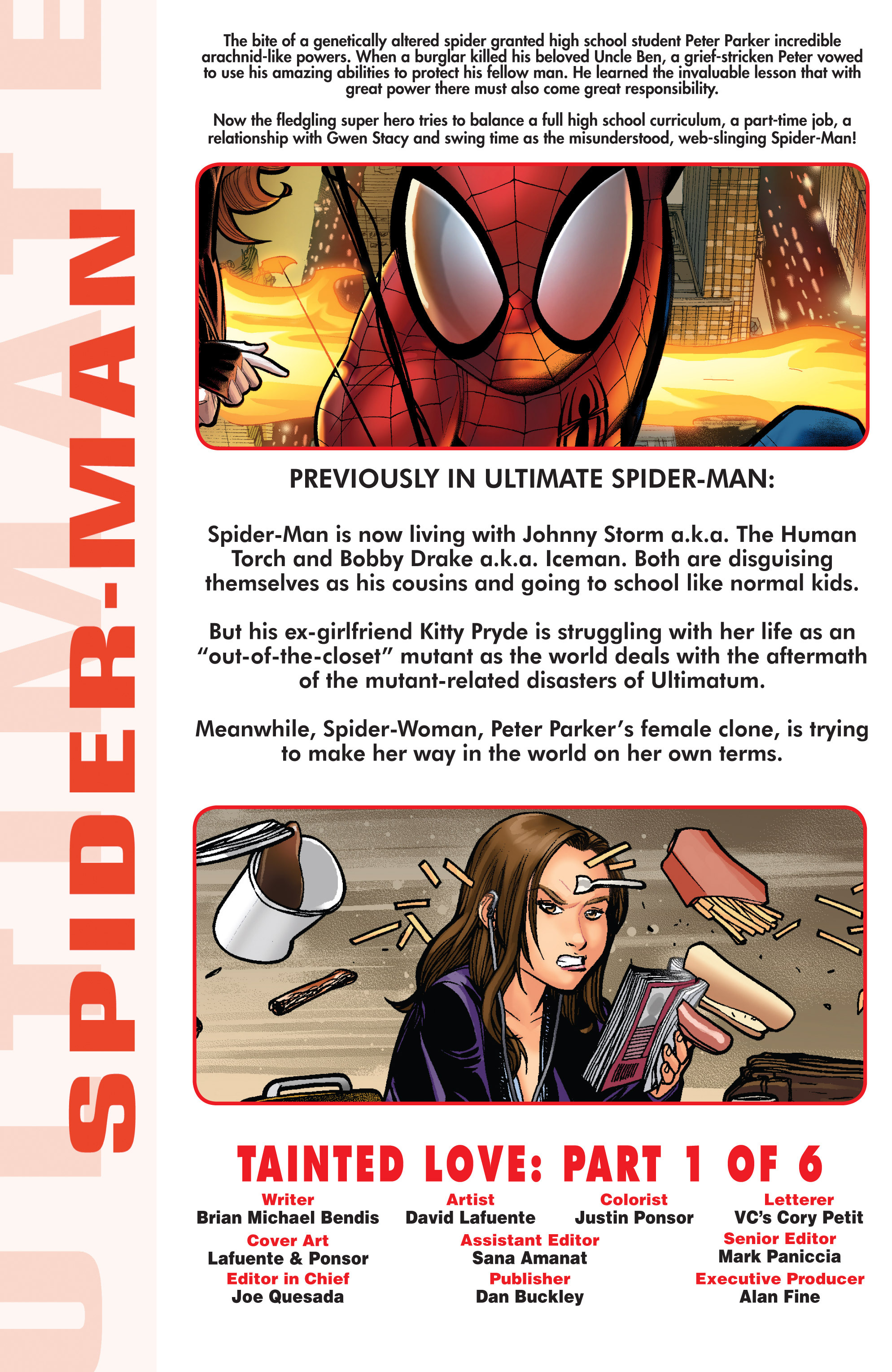 Read online Ultimate Spider-Man (2009) comic -  Issue #9 - 2