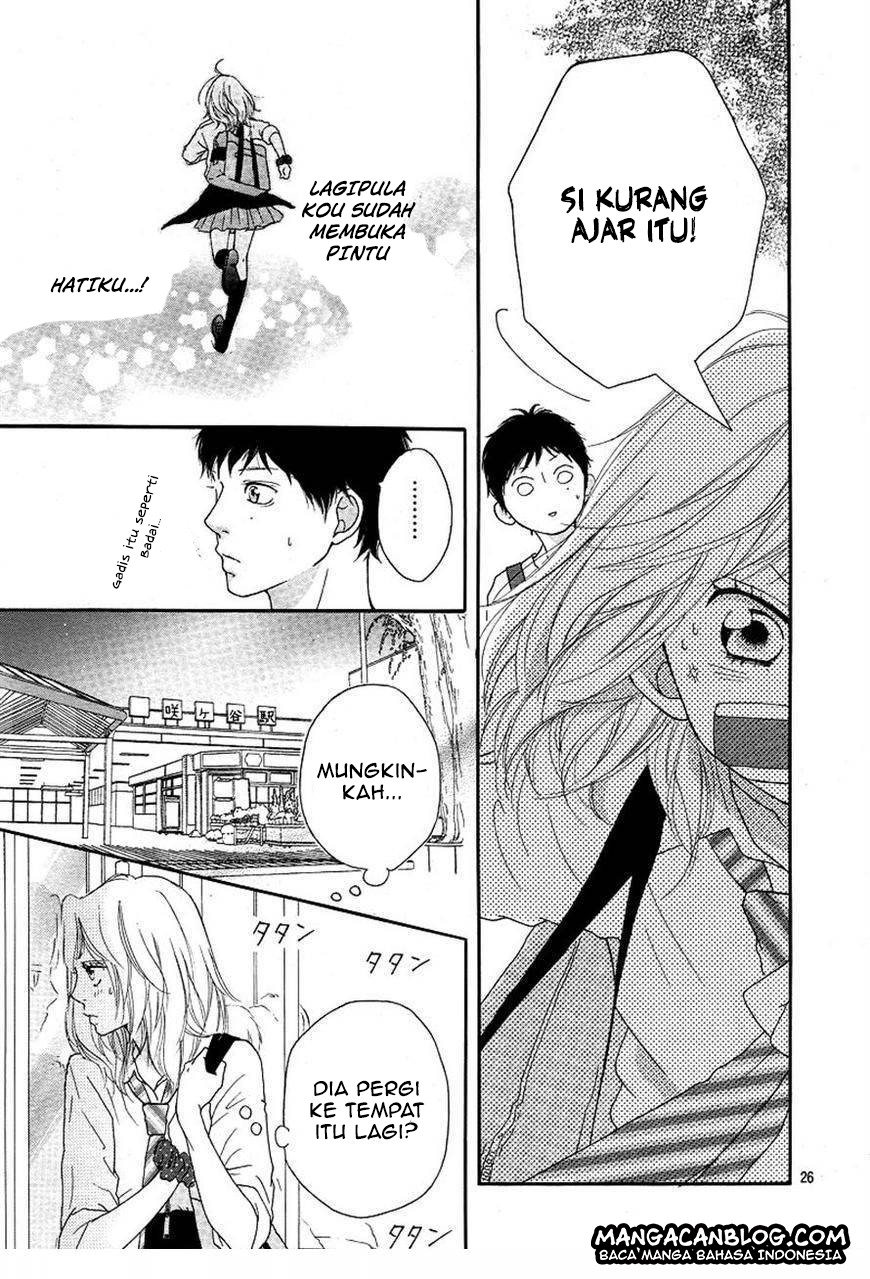 Ao Haru Ride Chapter 13-24