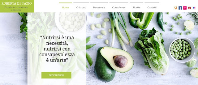 Roberta De Fazio Nutrizionista