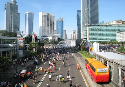 3 Tips Jalan-Jalan Ala Backpacker di Jakarta