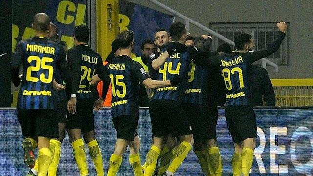 Rangkai Empat Kemenangan Beruntun, Inter Tunjukkan Kemajuan
