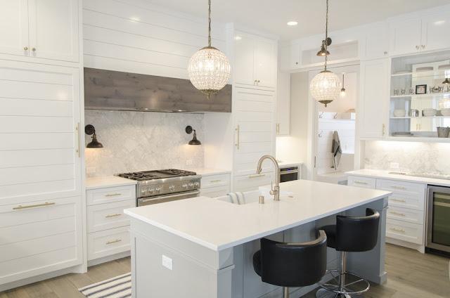 smart, kitchen, white