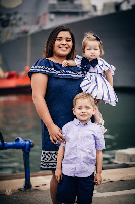 USS Higgins Navy Homecoming San Diego Family Event Photographer - Morning Owl Fine Art Photography