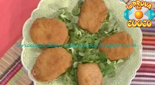 Cotoletta di mortadella fritta ricetta Moroni da Prova del Cuoco