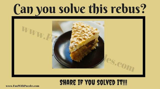 Easy Rebus Picture Puzzle