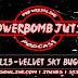 Powerbomb Jutsu #113 - Velvet Sky Bugging