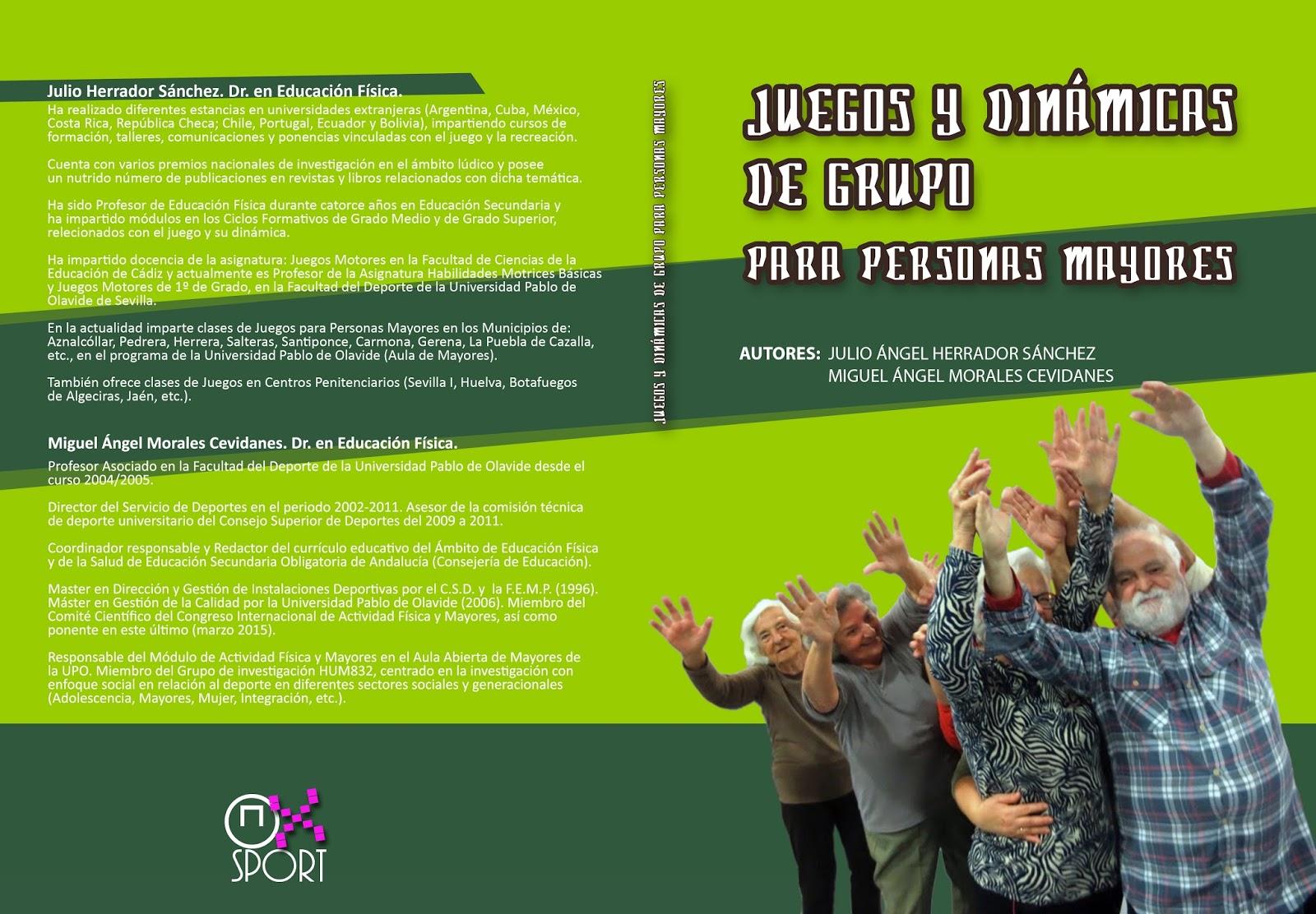 Julio Herrador Educacion Fisica Y Juegos Libro De Juegos Y