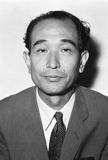 Akira Kurosawa. Director of The Magnificent Seven
