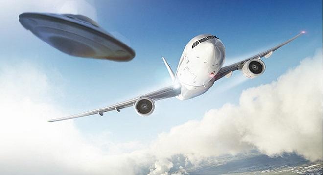 Αρκετοί πιλότοι ανέφεραν στην ιρλανδία θέαση αγνώστου ταυτότητος αντικειμένου(UFO)