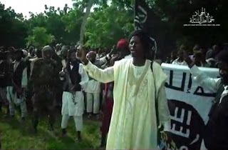 We'll Soon Capture Buhari Dead or Alive - Boko Haram Boasts In New Video of Sect's Eid-el-Kabir Prayer Held Borno